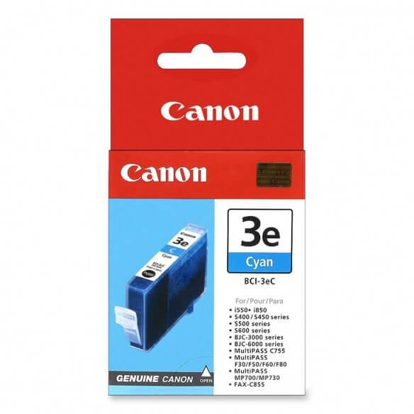 Consommable Canon BCI-3EC Cartouche d'encre Cyan