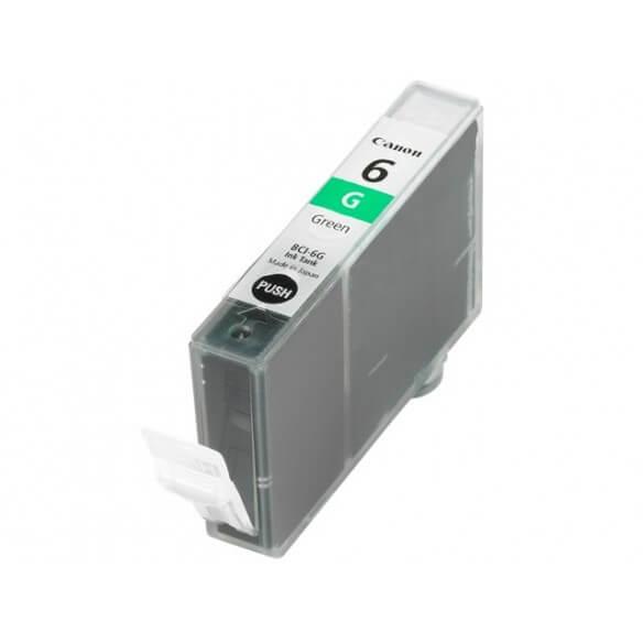Consommable Canon BCI-6G Cartouche d'encre Vert