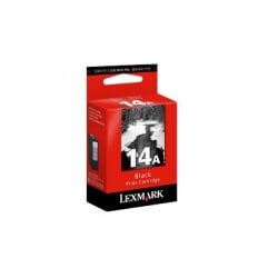 Lexmark No.14A Cartouche d'encre noir