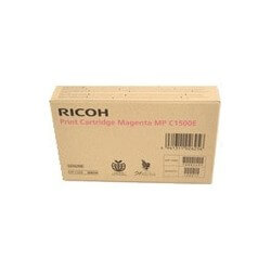 Ricoh MP C1500 Cartouche d'encre Magenta