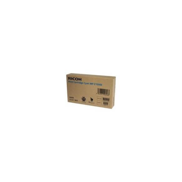Consommable Ricoh MP C1500 Cartouche d'encre Cyan