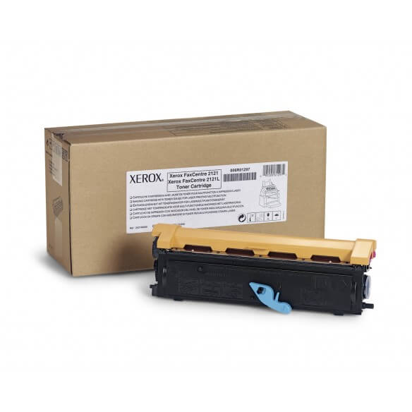 Consommable Xerox Cartouche Toner noir 6000 pages FaxCentre 21...