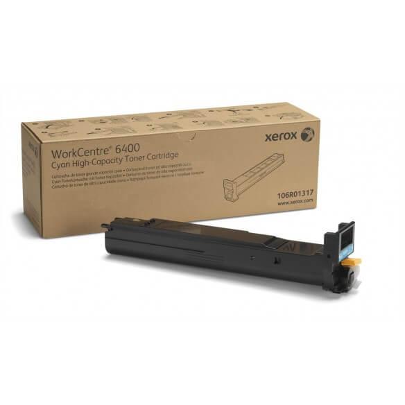 Consommable Xerox Cartouche de toner Cyan haute capacité (16 ...