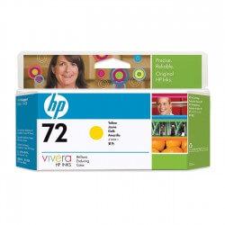 HP Cartouche d'encre Jaune 72130-ml