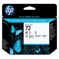 HP Tête d'impression gris, photo noir 72