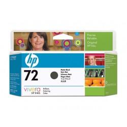 HP 72 Cartouche d'encre Noir Mat (69ml)