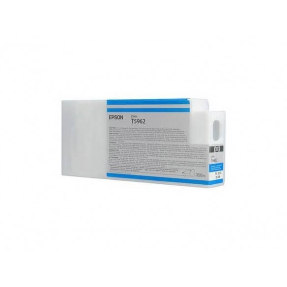 Epson Encre Pigment Cyan SP 7900/9900/7700/9700 (350ml)