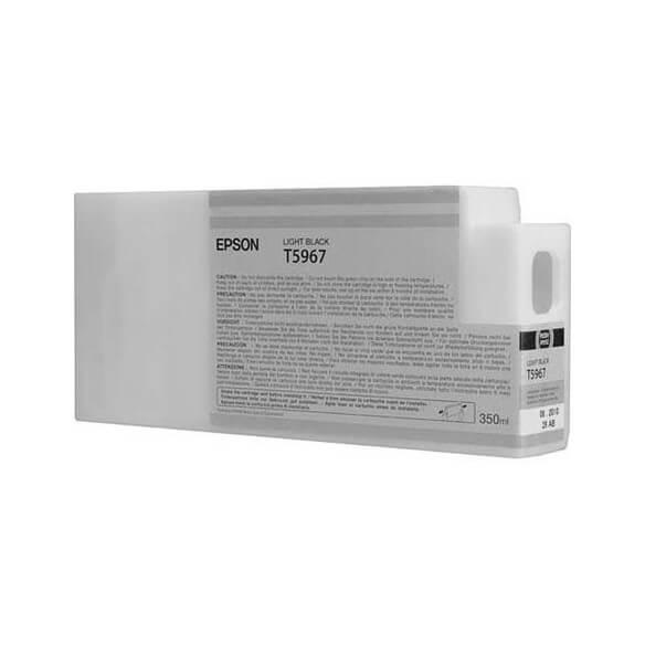 Epson Encre Pigment Gris SP 7900/9900 (350ml)