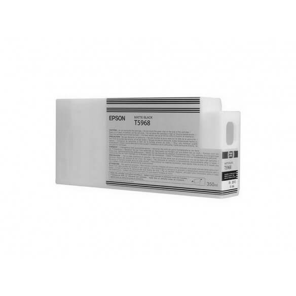 Epson Encre Pigment Noir Mat SP 7900/9900/7700/9700 (350ml)