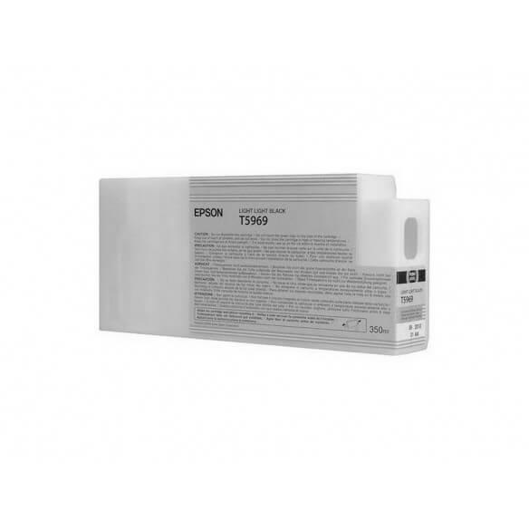 Epson Encre Pigment Gris Clair SP 7900/9900 (350ml)