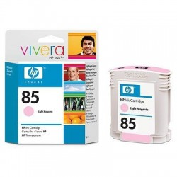 HP Cartouche d'encre magenta clair 85 (69ml)