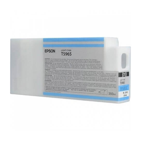 Consommable Epson  Encre Pigment Cyan Clair SP 7900/9900 (700ml)