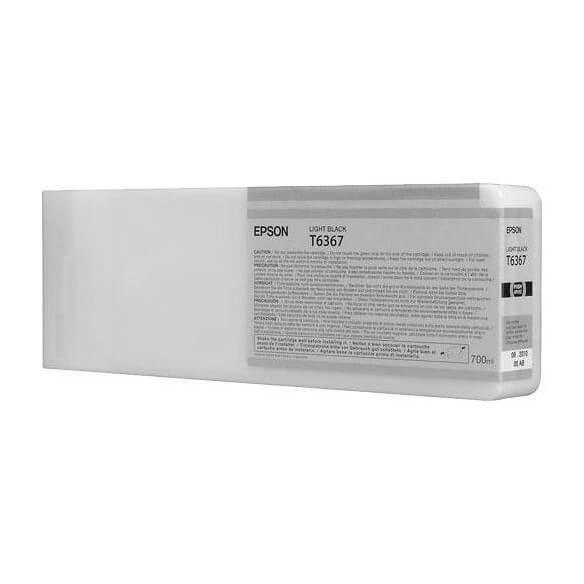 Epson Encre Pigment Gris SP 7900/9900 (700ml)