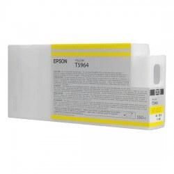 Epson Encre Pigment Jaune SP 7900/9900/7700/9700 (350ml)