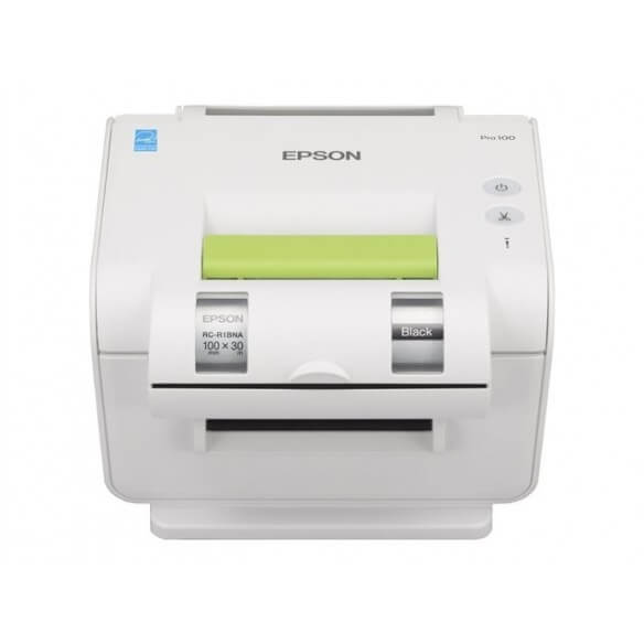Epson Label Works Pro100 Labelprinter 360dpi