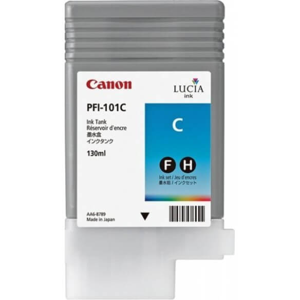 Canon PFI-101C Ink tank Pigment Cyan