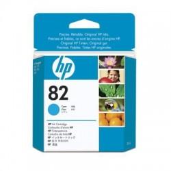 HP Cartouche d'encre cyan HP82 28ml