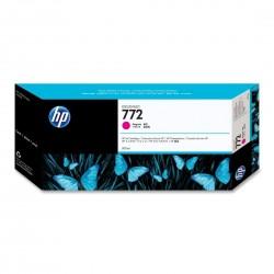 HP Cartouche d'encre magenta HP772 Designjet, 300ml