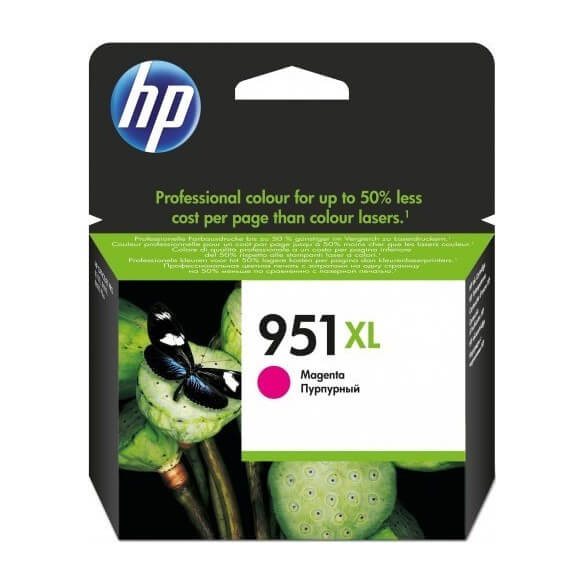 Consommable HP Cartouche d'encre Officejet magenta HP 951XL