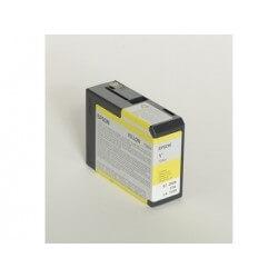 Epson Encre Pigment Jaune SP 3800/3880 (80ml)