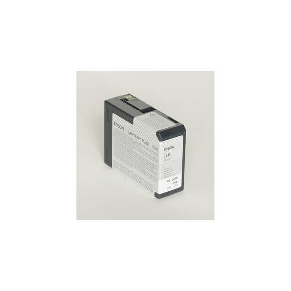 Consommable Epson Encre Pigment Gris Clair SP 3800/3880 (80ml)