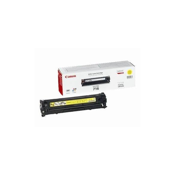 Canon Toner 716 Yellow LBP5050/5050n/8050