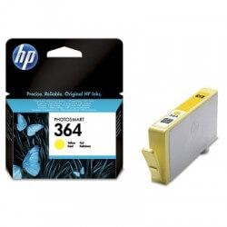 HP Cartouche d'encre jaune 364