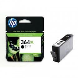 HP Cartouche d'encre noire HP364XL