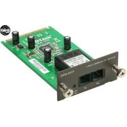 D-Link 1-Port 100Mbit FX Module