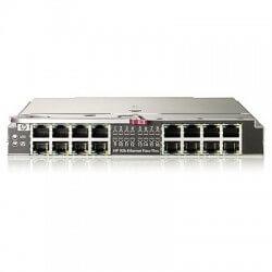 HP Module PassThru Ethernet 1Gbit pour BladeSystem Classe C