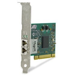 Allied Telesis 32bit PCI Gigabit Fiber Adapter Card