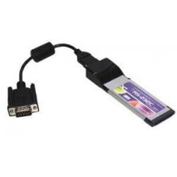 MCL Express Card Serie RS-232 1 port