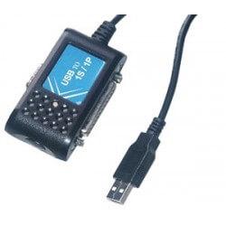 MCL Convertisseur USB Serie (DB09) / Parallele (DB25)