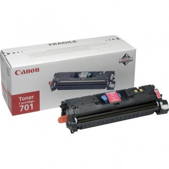 Canon 701 M Cartouche de toner Magenta 4000 pages (photo)