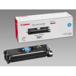 Canon 701 C Cartouche de toner Cyan 4000 pages LBP-5200