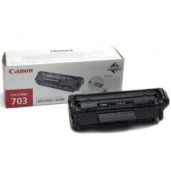 Canon 703 Cartouche de toner Noir 2000 pages LBP-300