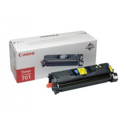 Canon 701 DLC cartouche de toner Jaune 2000 pages