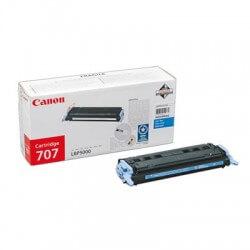 Canon 707 C Cartouche de toner Cyan 2000 pages