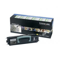 Lexmark X340, X342 Return Program cartouche de toner