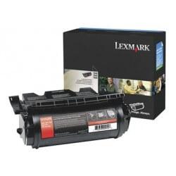 Lexmark T640, T642, T644 Haute Capacite cartouche d'impression