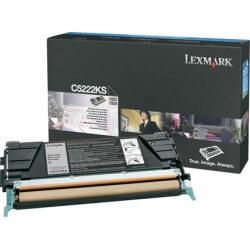 Lexmark Noir cartouche de toner pour C52x