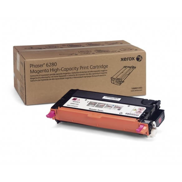 Consommable Xerox Cartouche de toner Magenta haute capacité (...