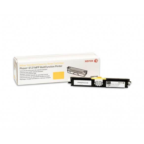 Consommable XEROX Cartouche de toner jaune capacité standard ...
