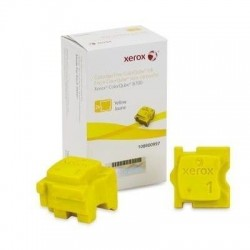 Xerox Encre solide ColorQube 8700 Jaune 4200 pages (2 bâtonnets)