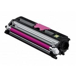 Konica Minolta Toner Magenta Capacité standard 1500 pages pour la serie 1600W, 1650EN
