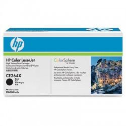 HP CE264X Cartouche de toner Color LaserJet haute capacité Noir 17000 pages