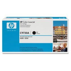 HP C9730A Cartouche de toner LaserJet645A Noir 13000 pages