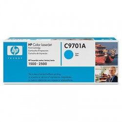HP C9701A Cartouche de toner LaserJet121A Cyan 4000 pages