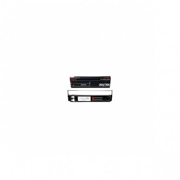 Consommable OKI Ruban Noir 2500 pages pour microligne 393-395