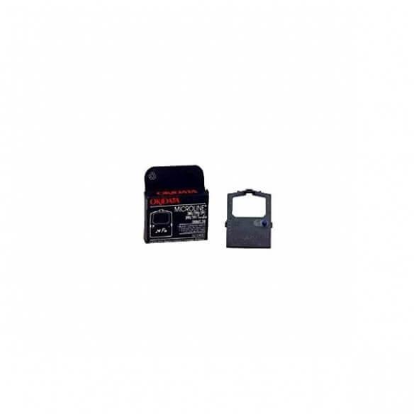 Consommable OKI Ruban Noir 1000 pages pour microligne 380/385/...